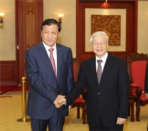 Việt Nam-Trung Quốc: Thúc đẩy quan hệ vì lợi ích của nhân dân hai nước
