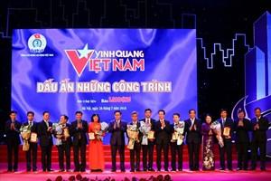 Vinh danh 8 công trình tiêu biểu của trí tuệ Việt Nam