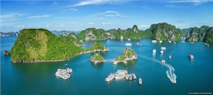 Vịnh Hạ Long lọt top 50 trải nghiệm đặc sắc nhất châu Á
