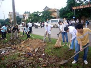 Vĩnh Phúc: Các tôn giáo chung tay bảo vệ môi trường