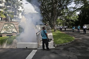 Virus Zika có khả năng bùng phát ở châu Á