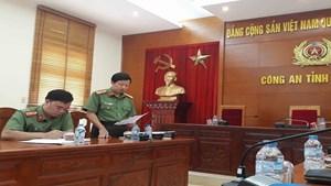 VKSND TP Yên Bái phê chuẩn quyết định khởi tố, lệnh tạm giam nhà báo Lê Duy Phong