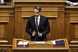 Thủ tướng Hy Lạp vượt qua cuộc bỏ phiếu tín nhiệm ở Quốc hội