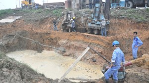 Vỡ đường ống Sông Đà, nguyên Phó Chủ tịch Hà Nội bị khởi tố