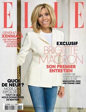 Vợ Tổng thống Pháp sẽ tiếp nhận vị trí Đệ nhất Phu nhân không chính thức