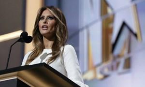Vợ tỷ phú Trump bị tố đạo văn Đệ nhất phu nhân Michelle Obama