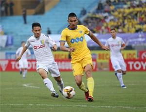 Vòng 10 V-League 2017: FLC Thanh Hoá nhận trận thua đầu tiên