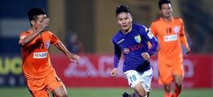 Vòng 10 V-League 2019: Giữ vững ngôi đầu