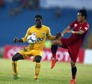 Vòng 9 V-League 2017: Thanh Hoá duy trì mạch trận bất bại