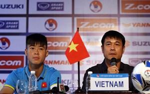 Vòng loại U23 châu Á: Chủ nhà tự tin