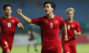 VOV thưởng nóng 500 triệu đồng cho Olympic Việt Nam