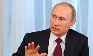 V.Putin từ chối gặp Tổng thống Thổ Nhĩ Kỳ