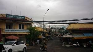 Vụ 'bảo kê' ở chợ Long Biên: Tạm giam 3 nhân viên bốc xếp
