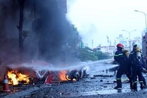 Vụ cháy quán karaoke: Kỷ luật 3 lãnh đạo Cảnh sát PCCC
