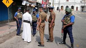 Vụ đánh bom tại Sri Lanka: 359 người thiệt mạng