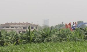 Vụ Dự án 'triệu đô' xâm phạm Luật Đê điều ở Phú Thọ: Hợp thức hóa cho sai phạm?