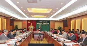 Vụ Formosa: Xem xét kỷ luật Ban cán sự đảng Bộ TN-MT