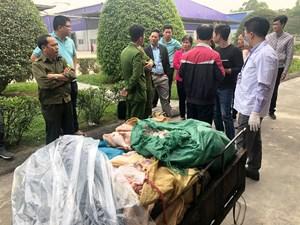 Vụ hơn 1.200 công nhân bỏ bữa tại Ninh Bình: Đoàn kiểm tra liên ngành làm việc với doanh nghiệp