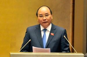 Vụ khủng bố ở Anh: Thủ tướng Nguyễn Xuân Phúc gửi điện chia buồn