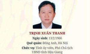Vụ luân chuyển ông Trịnh Xuân Thanh: Hậu Giang xin 'nghiêm túc rút kinh nghiệm'