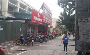 Vụ nổ súng tại quán sửa xe máy ở Hà Nội: Triệu tập các đối tượng nghi có liên quan