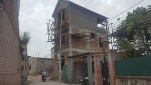 Vụ sập giàn giáo khiến 2 người chết: Đình chỉ xây dựng công trình