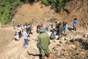 Vụ sạt lở ở mỏ vàng Mà Sa Phìn: Phát hiện thêm 2 người chết và 2 người mất tích