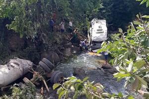 Vụ tai nạn giao thông làm 13 người chết ở Lai Châu: Tài xế sai kỹ thuật khi xuống dốc