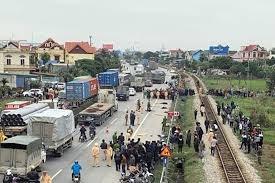 Vụ tai nạn thảm khốc ở Hải Dương: Khởi tố bị can, bắt tạm giam đối với lái xe