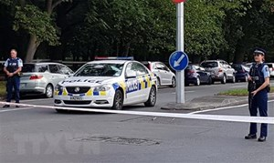 Vụ xả súng tại New Zealand: Một đối tượng bị buộc tội giết người