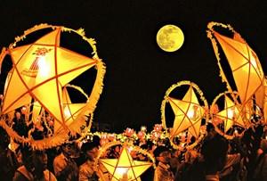 'Vui Tết Trung thu' tại Làng Văn hóa - Du lịch các dân tộc Việt Nam