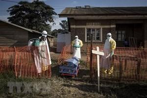 WHO cảnh báo dịch Ebola ở biên giới Uganda và Congo