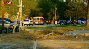 Xả súng ở Mỹ, 7 sỹ quan cảnh sát bị thương nặng