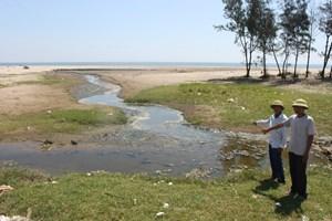 Xả thải gây ô nhiễm: Doanh nghiệp bị phạt hơn 400 triệu đồng