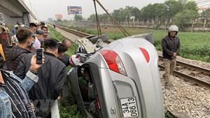 Xác định danh tính nạn nhân vụ tai nạn đường sắt tại Hải Dương
