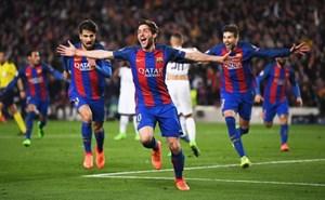 Xác định xong 8 đội bóng giành vé vào tứ kết Champions League