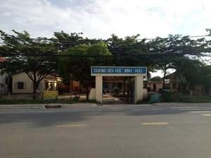 Xác minh việc học sinh ở Long An bị cô giáo đánh