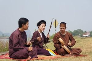 Liên hoan hát Xẩm các tỉnh khu vực phía Bắc