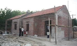 Xây 31 nhà đại đoàn kết cho hộ nghèo ở Tiền Giang