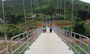 Xây dựng 50 cầu dân sinh cho tỉnh Tuyên Quang