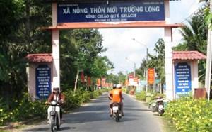 Xây dựng nông thôn mới tại Phong Điền: Vận dụng sáng tạo huy động sức dân
