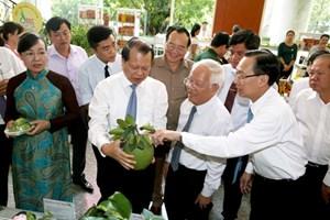 Xây dựng nông thôn mới tại TP HCM: Huy động tốt mọi nguồn lực