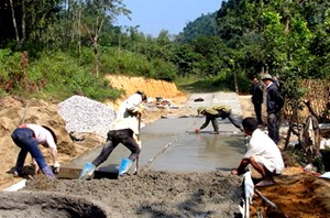 Xây dựng Nông thôn mới: Triển khai có trọng tâm, trọng điểm