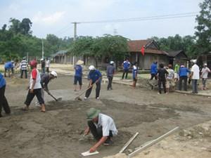 Xây dựng pháp luật về nông thôn mới: Bảo đảm quyền con người, quyền công dân