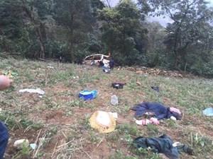 Xe khách lao xuống vực Sapa, 1 người chết, 20 người bị thương