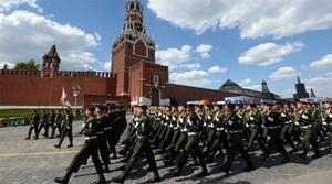 Xem Nga diễu binh hoành tráng mừng ngày Chiến thắng