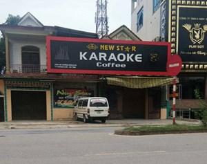 Xô xát trong quán karaoke, một thanh niên bị đâm thủng đùi