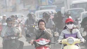 Xử lý ô nhiễm không khí ở Hà Nội: Cần chiến lược cụ thể