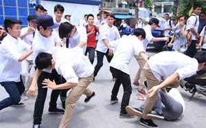 Xử nghiêm bạo lực học đường
