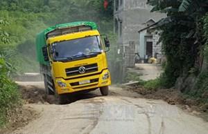 Xử phạt hơn 17.000 xe chở quá tải